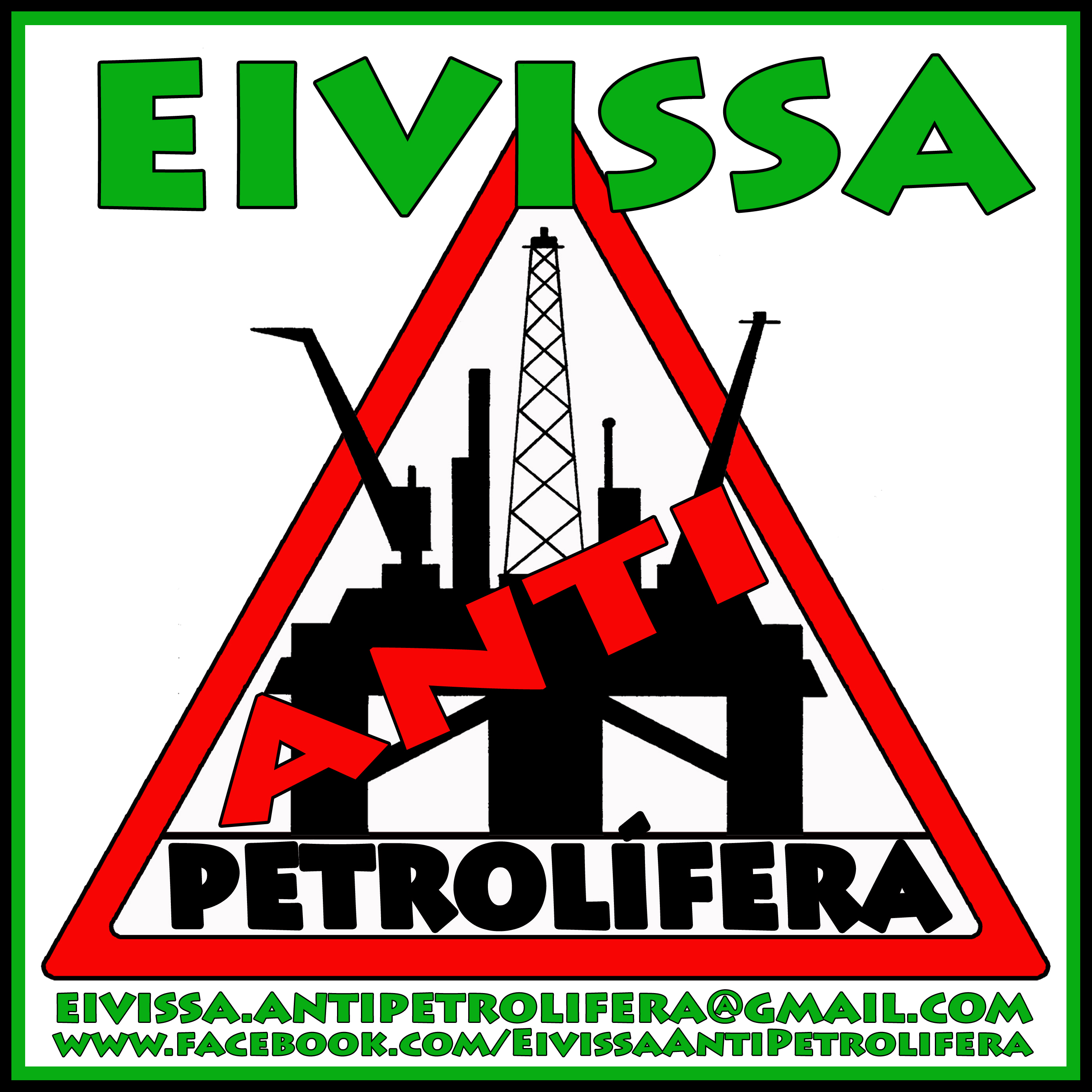 Eivissa Anti Petrolifera Logo