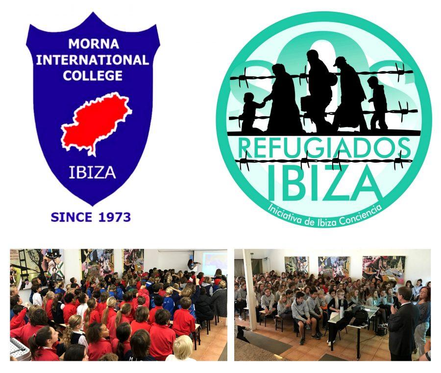 CAMPAÑA MORNA – SOS REFUGIADOS IBIZA (Nota De Prensa)