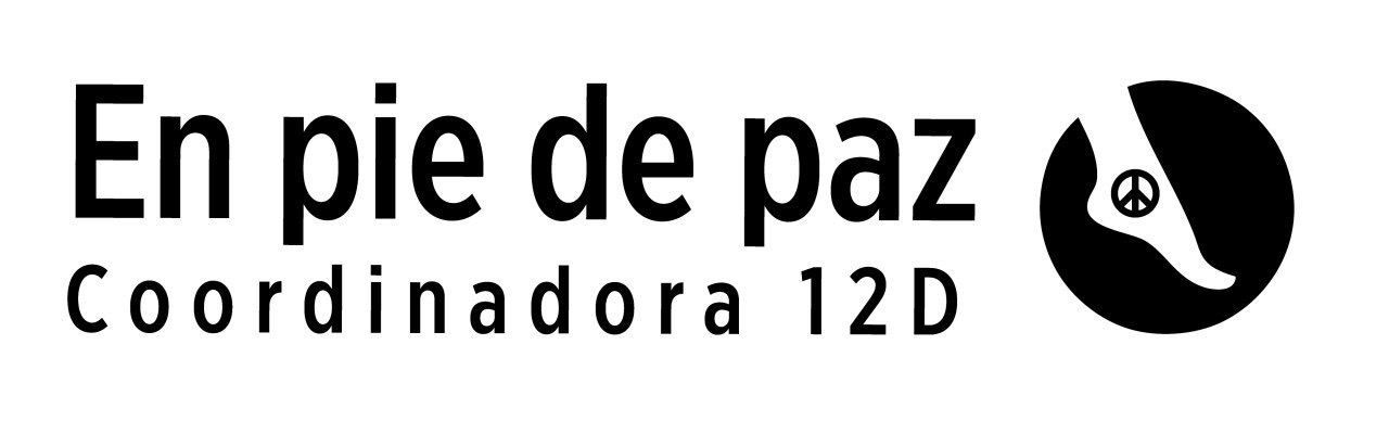 NACE LA COORDINADORA 12D EN PIE DE PAZ (Nota De Prensa)